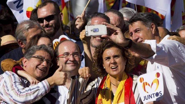 Ciudadanos sigue reclamando una coalición 'constitucionalista' en Cataluña