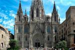 iglesia barrio gotico barcelona