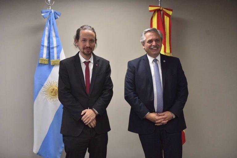 Iglesias firma una declaración con líderes latinoamericanos para pedir transparencia en las elecciones de Ecuador