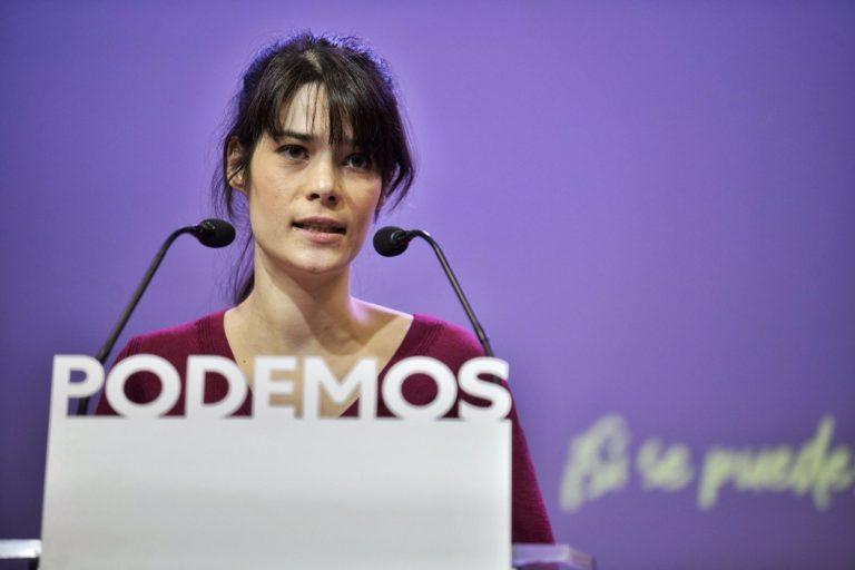 Isa Serra renuncia a su escaño tras Iglesias y el ex-Jemad