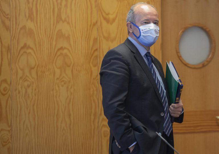 Campo cree que a primeros de diciembre puede haber 'fumata blanca' sobre el CGPJ y el TC