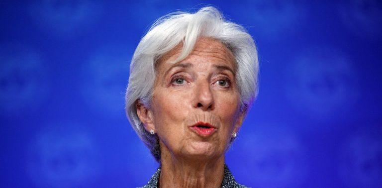Lagarde pide que los fondos europeos funcionen cuanto antes