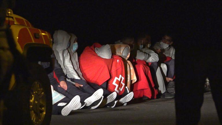 Vox reclama sanciones para los países desde donde parten los migrantes que llegan a nuestras costas