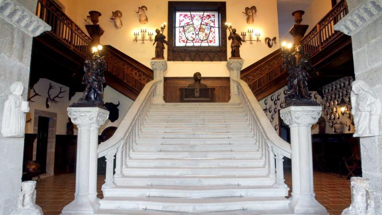 La Audiencia estima el recurso de los Franco y ordena indemnizarles por los muebles del Pazo de Meirás