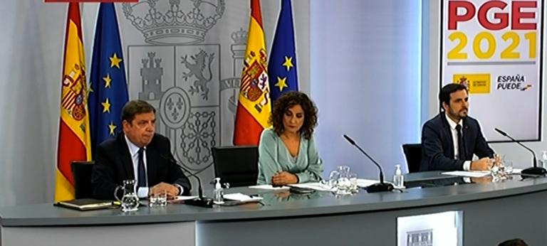 El Consejo de Ministros adopta un amplio conjunto de medidas