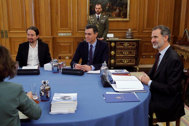 PSOE y UP se corrigen para evitar que Patrimonio pueda usar inmuebles de la Corona para fines privados o públicos