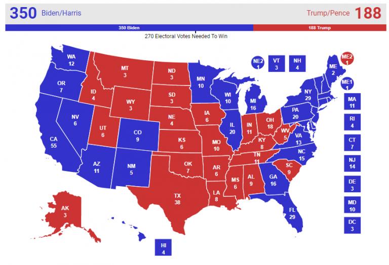EEUU, ¿tiene Trump opciones reales de una victoria?