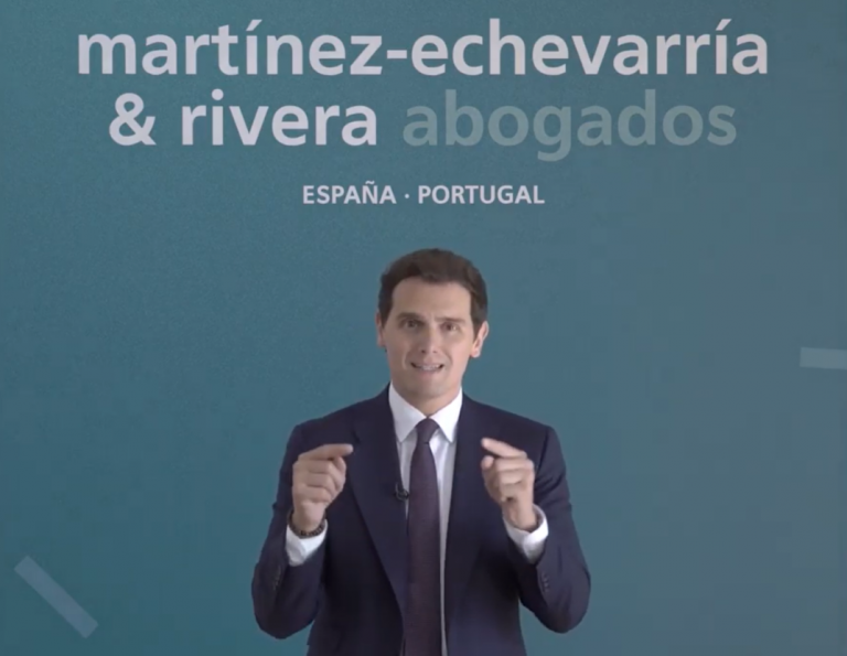 El PP contrata al despacho de Albert Rivera para recurrir al Constitucional una ley catalana