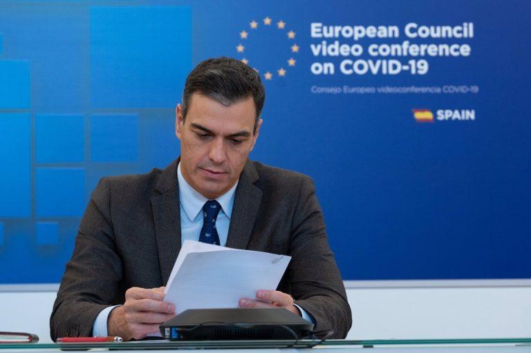 Sánchez propone una desescalada única en toda Europa