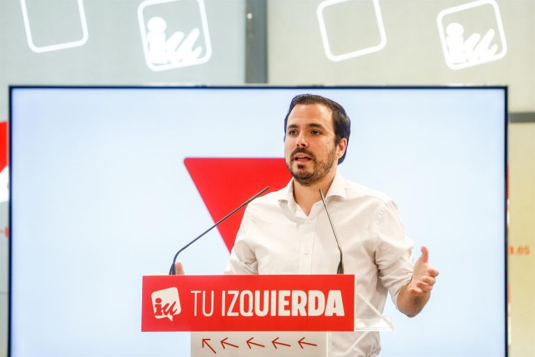 Garzón anima a UP a 'empujar' para lograr avances en el gobierno