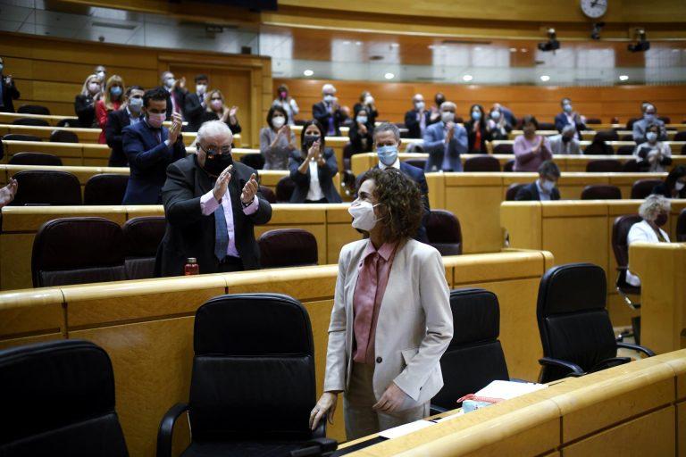Montero sobre la aprobación de los PGE: A España le ha tocado la lotería
