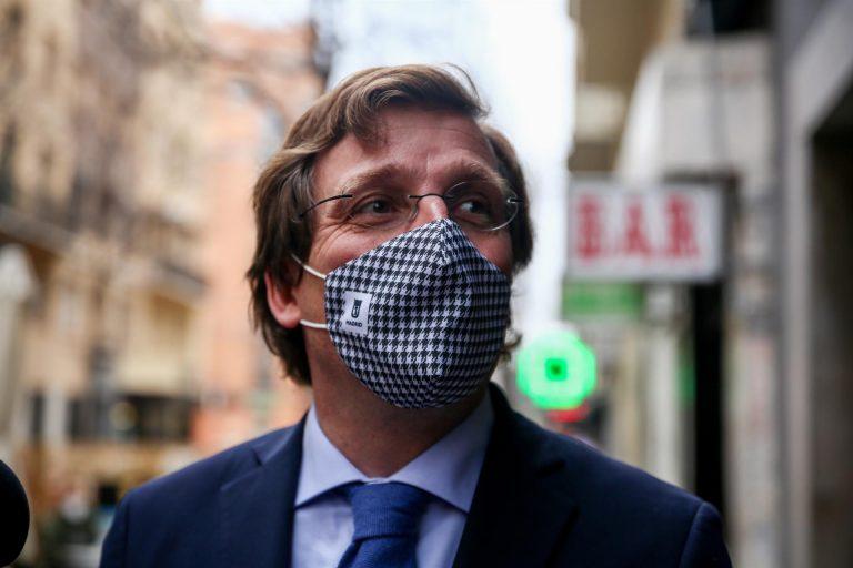 """Almeida afirma que """"Iglesias está mucho más cerca de la cárcel de lo que estará Ayuso en toda su vida"""""""