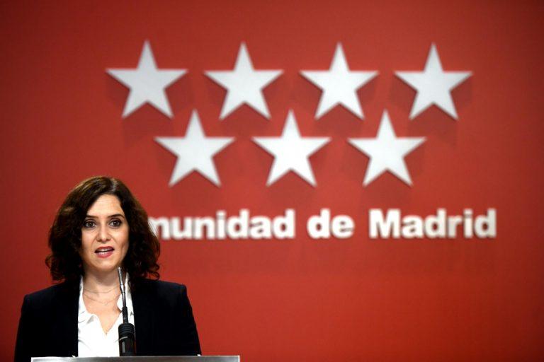 La Comunidad de Madrid pide explicaciones a Hacienda sobre el reparto de fondos europeos
