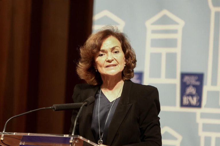 Carmen Calvo y el CGPJ se enfrentan por los planes del gobierno que limitan el poder del Consejo