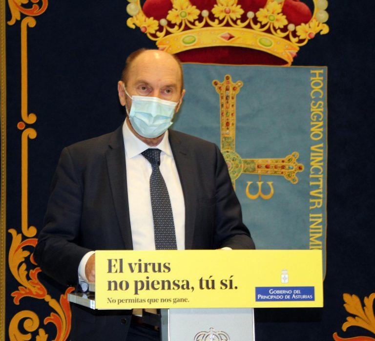 Navidades en Asturias: máximo dos grupos de convivientes