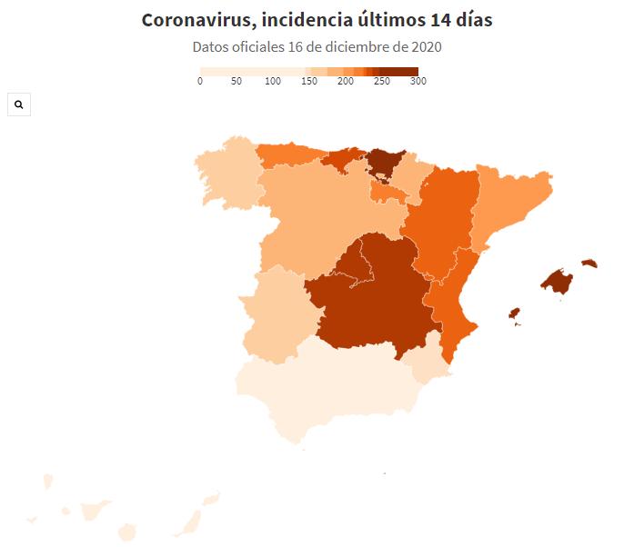 Castilla y León supera ya los 2.000 fallecidos por cada millón de habitantes