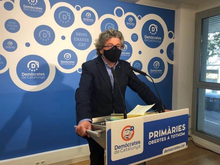 "Demòcrates acusa a ERC de ser ""instrumento del Estado para desestabilizar al independentismo"""