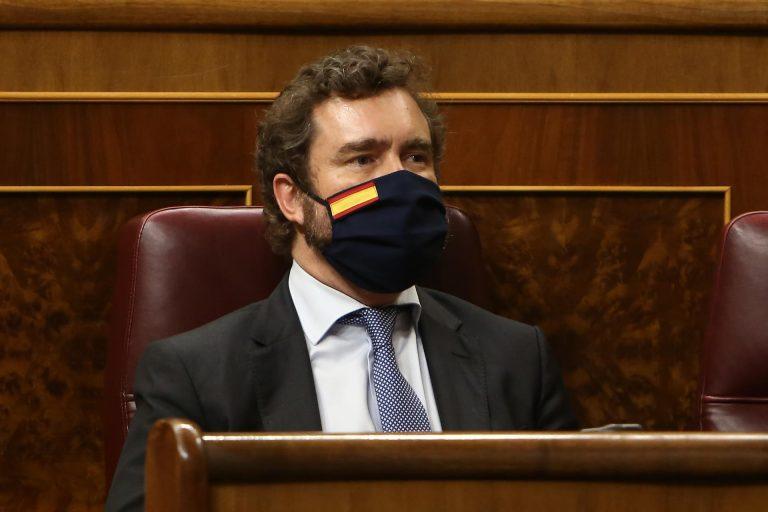 Vox pregunta a Carmen Calvo en el Congreso qué aportan Bildu y ERC a la unión entre españoles