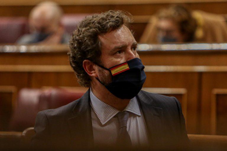 Vox sopesa presentar una nueva moción de censura en 2021