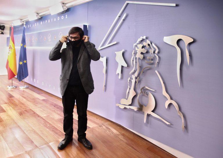 UP quiere colocar a Rajoy en el centro de la comisión Kitchen que se constituye hoy