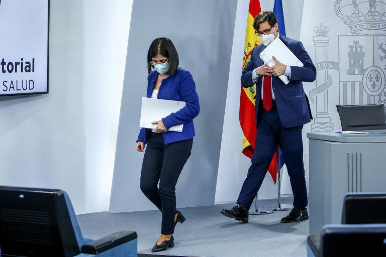 Illa deja el Ministerio de Sanidad y esta tarde Sánchez anuncia su relevo (o relevos)