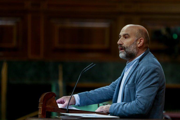 El BNG no participará en los actos programados en el Congreso y reclama soberanía para Galicia frente a la Constitución