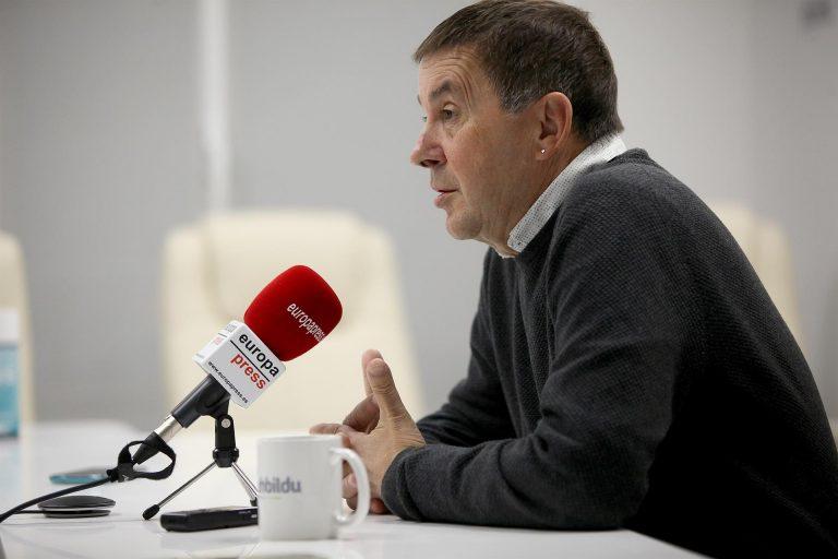 EH Bildu avisa de que exigirá el cumplimiento de los acuerdos alcanzados para su apoyo a los PGE