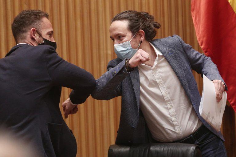 Iglesias dice que el PP se coloca «fuera de la democracia», y defiende reformar el CGPJ para evitar el bloqueo