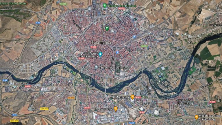 Castilla y León pierde en diez años tanta población como habitantes tiene Salamanca