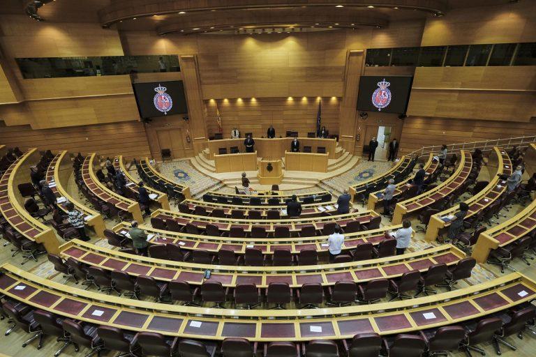 Compromís reclama que el asturiano se pueda usar en el Senado como el resto de lenguas oficiales