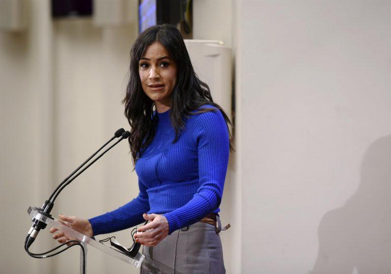 Begoña Villacís exige un Congreso Nacional de Cs si fracasa la moción en Murcia, ¿el fin de Inés Arrimadas?