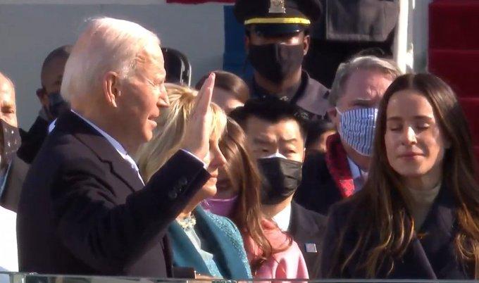 Joe Biden ya es presidente de los Estados Unidos de América