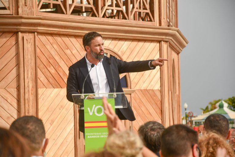 Abascal y la italiana Meloni comparten este viernes un debate sobre el futuro del patriotismo en Europa y EEUU