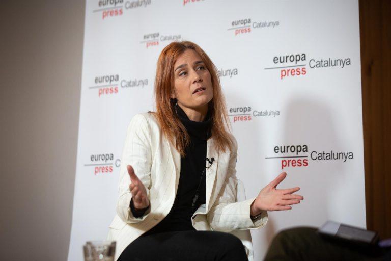 """Albiach (ECP) apuesta por un gobierno catalán de izquierdas, no uno """"Frankenstein"""" con Junts"""