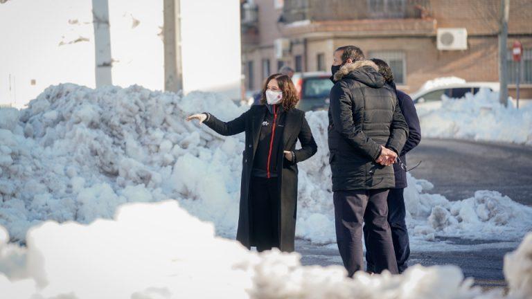 EP Autonómico (15E): Filomena congela el avance de Ayuso, que pierde apoyos