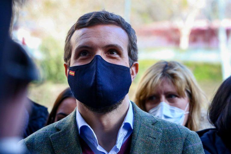 Casado reúne el martes a la Junta Directiva del PP para reafirmar su proyecto de unión tras las mociones y bajas en Ciudadanos
