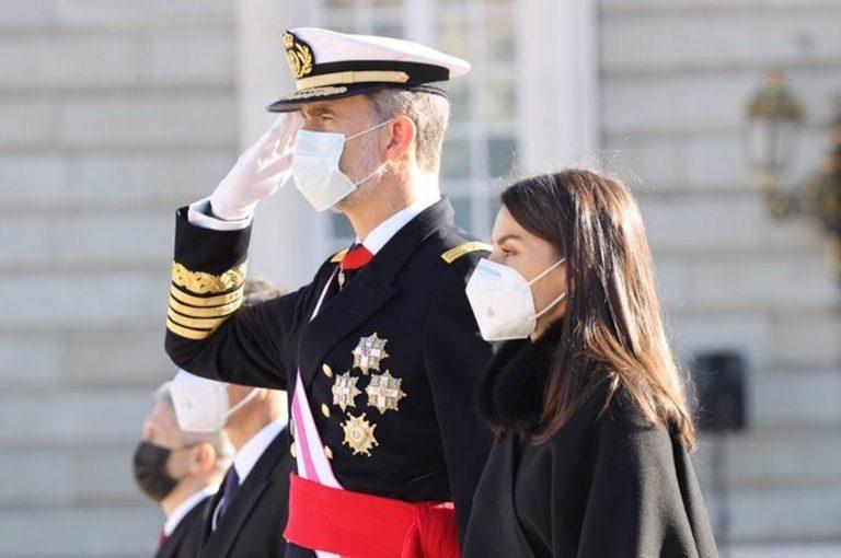 El Rey subraya la vigencia de la Constitución: «Todos estamos incondicionalmente comprometidos con ella»