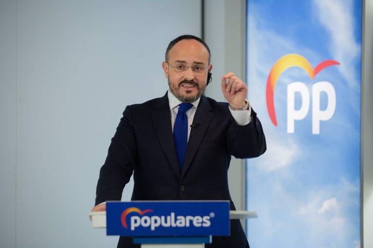 Fernández (PP) cree que el Govern aplazará «las veces que pueda» las elecciones catalanas