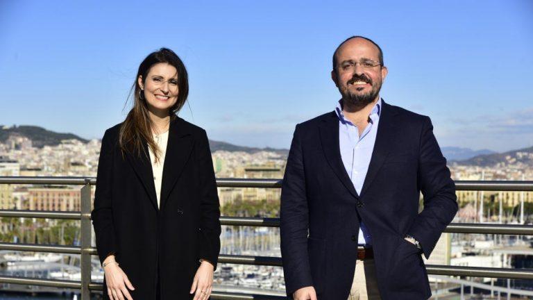 Lorena Roldán, «convencida» de que no va a ser la única que se marche de Ciudadanos al PP