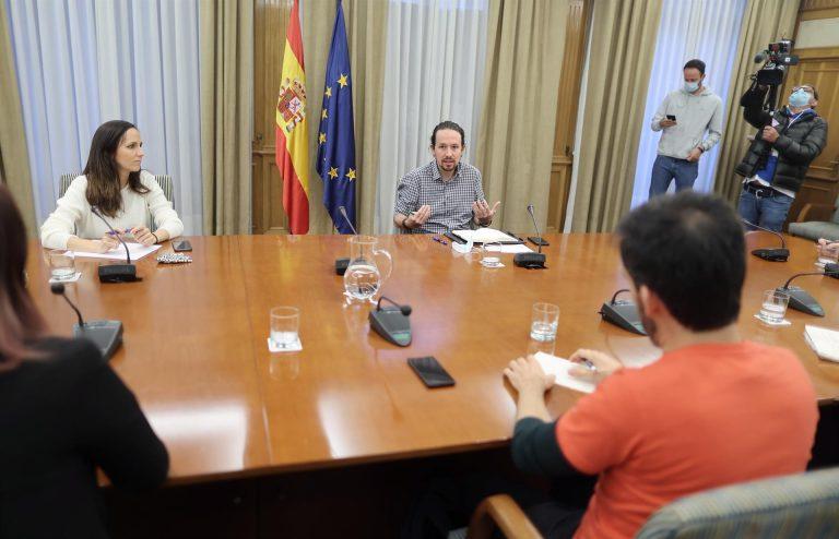 """Iglesias: la resolución del Parlamento europeo sobre vivienda da un """"enorme impulso"""" para regular el alquiler en España"""