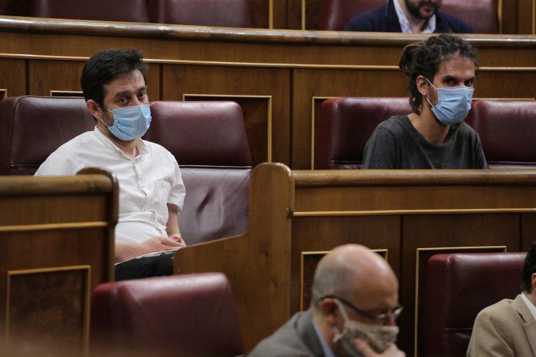 Unidas Podemos insiste en su rechazo a la reforma de las pensiones de Escrivá