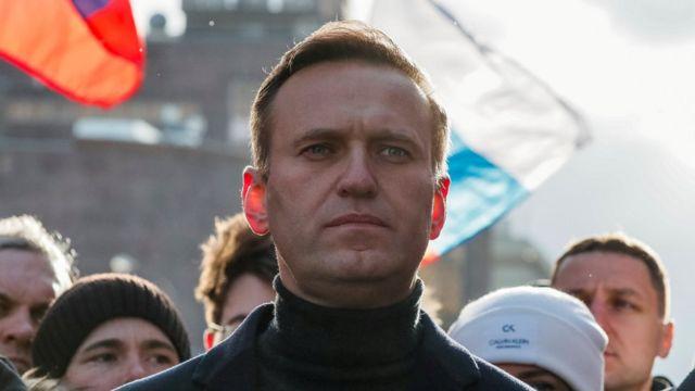 """España pide la """"liberación inmediata"""" del opositor ruso Alexei Navalni"""