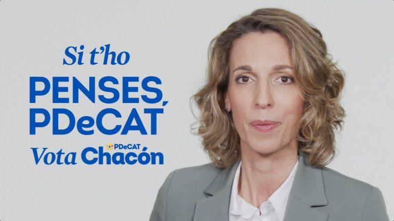 Chacón dirigirá el PDeCAT tras ganar sus elecciones: «Queremos posicionarnos de nuevo»