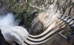 salto hidroeléctrico aldeadavila