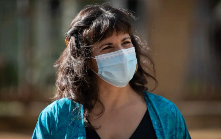 Teresa Rodríguez carga contra «las fuerzas del régimen» incluyendo en ellas a UP