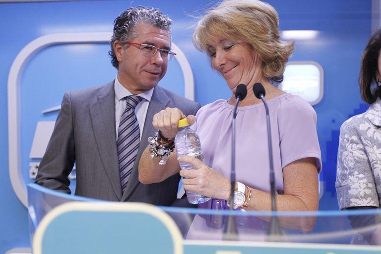 Aguirre cree que la entrevista de Casado en RAC1 fue «un error» y califica los «ataques» a Abascal de inaceptables