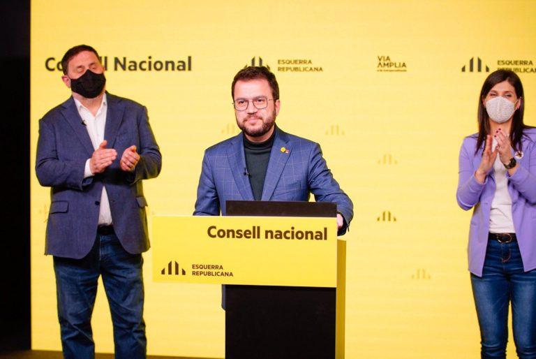 ERC pide un pacto amplio que incluya a independentistas y En Comú Podem para unir a todo el soberanismo