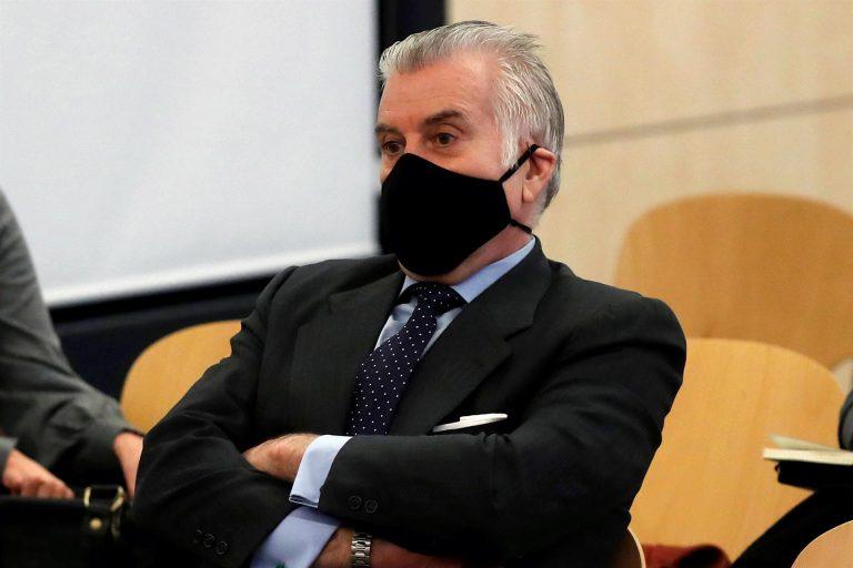 Bárcenas declara hoy como acusado en el juicio de la caja 'b' del PP