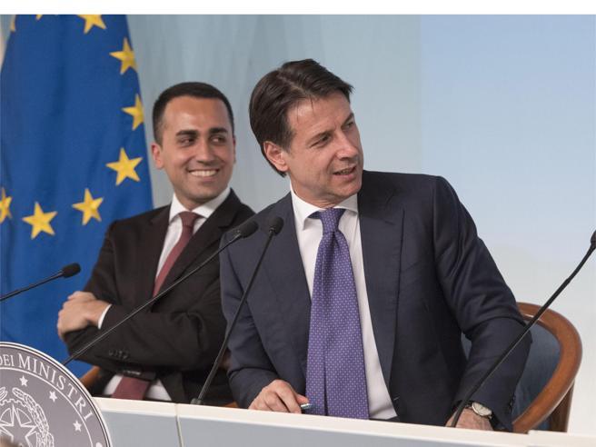 Italia: Giuseppe Conte acepta la invitación de Luigi Di Maio para liderar el M5*