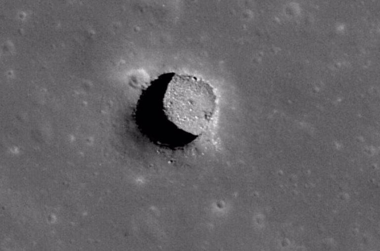 La ESA planea una misión para explorar cuevas en la Luna y confía en UniOvi para estudiar cómo desplegar un enjambre de robots